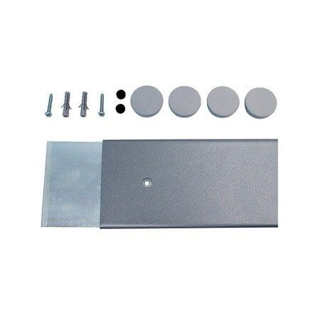 Metal strips with office magnets / screw